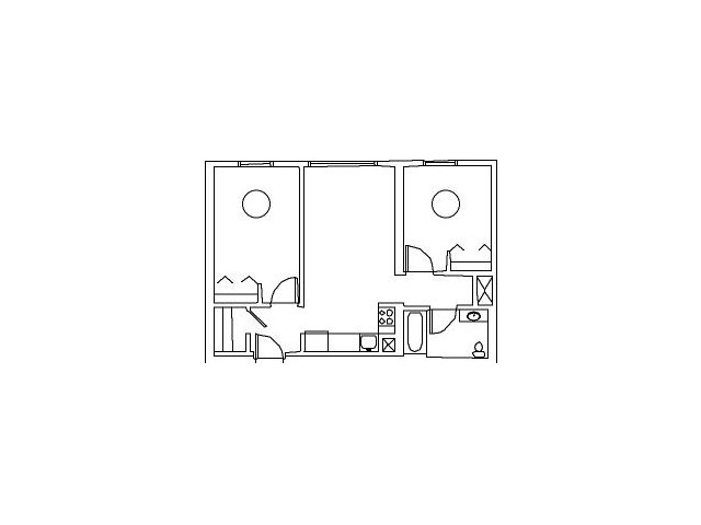 2 Bedrooms 1 Bathroom Apartment for rent at Eddygate in Ithaca, NY