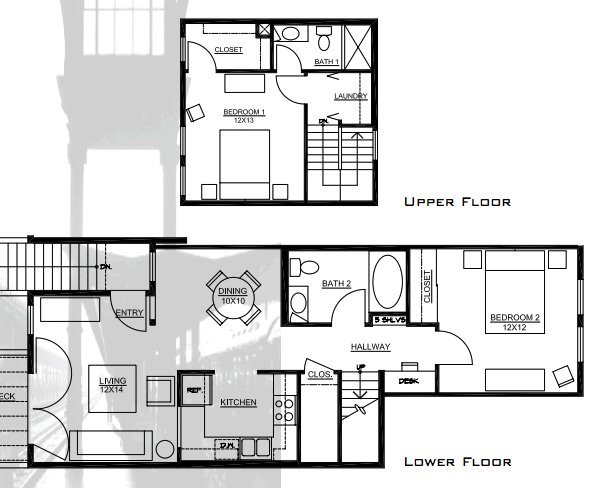 2 Bedrooms 2 Bathrooms Apartment for rent at Fruitdale Station in San Jose, CA
