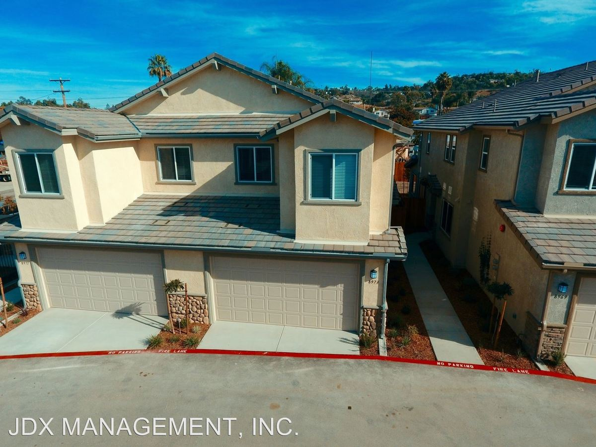 3 Bedrooms 2 Bathrooms Apartment for rent at 8935 - 8973 Valencia Street in Spring Valley, CA