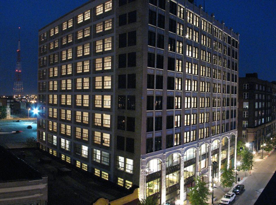 Fashion Square Lofts Apartments St Louis Mo