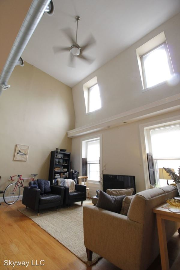 1 Bedroom 1 Bathroom Apartment for rent at 1927 Spring Garden in Philadelphia, PA