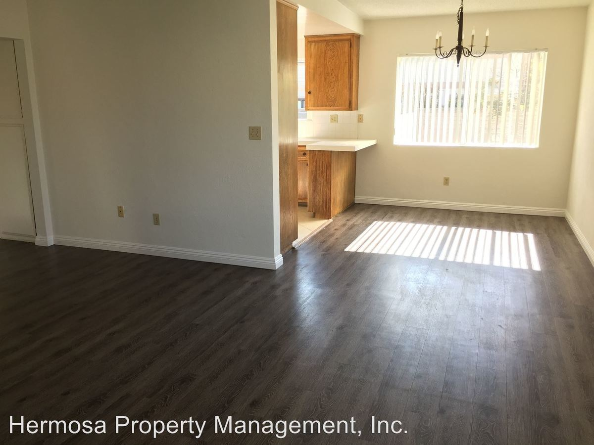 2 Bedrooms 2 Bathrooms Apartment for rent at 1806 Grant in Redondo Beach, CA