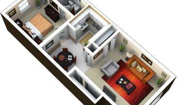 Similar Apartment at Parish Place Apartments