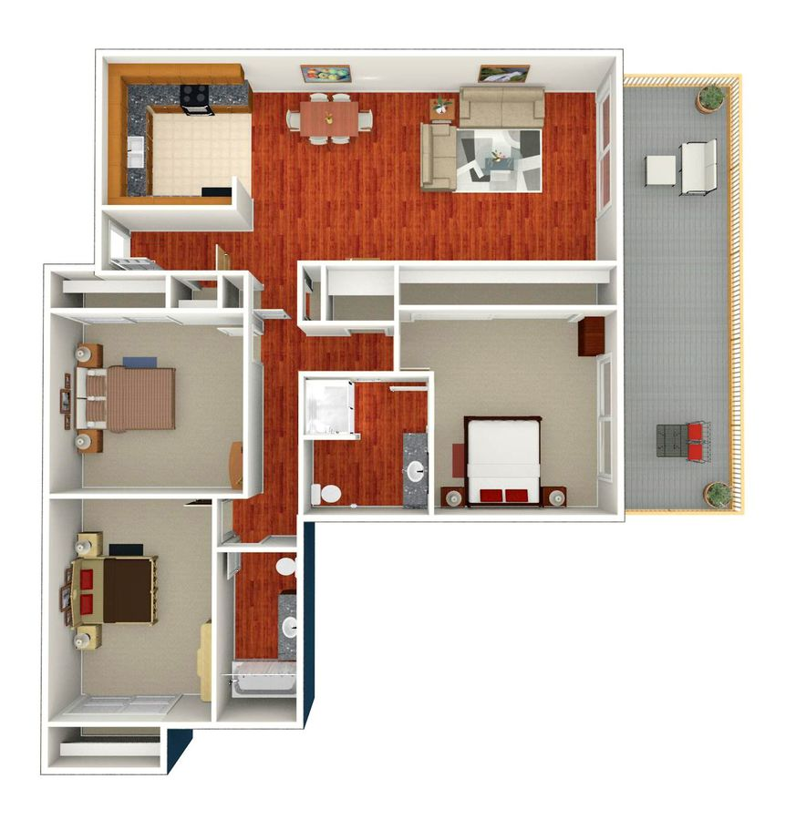 Apartments In Downey California: Pacific Palms Apartments In Anaheim, Ca Anaheim, CA
