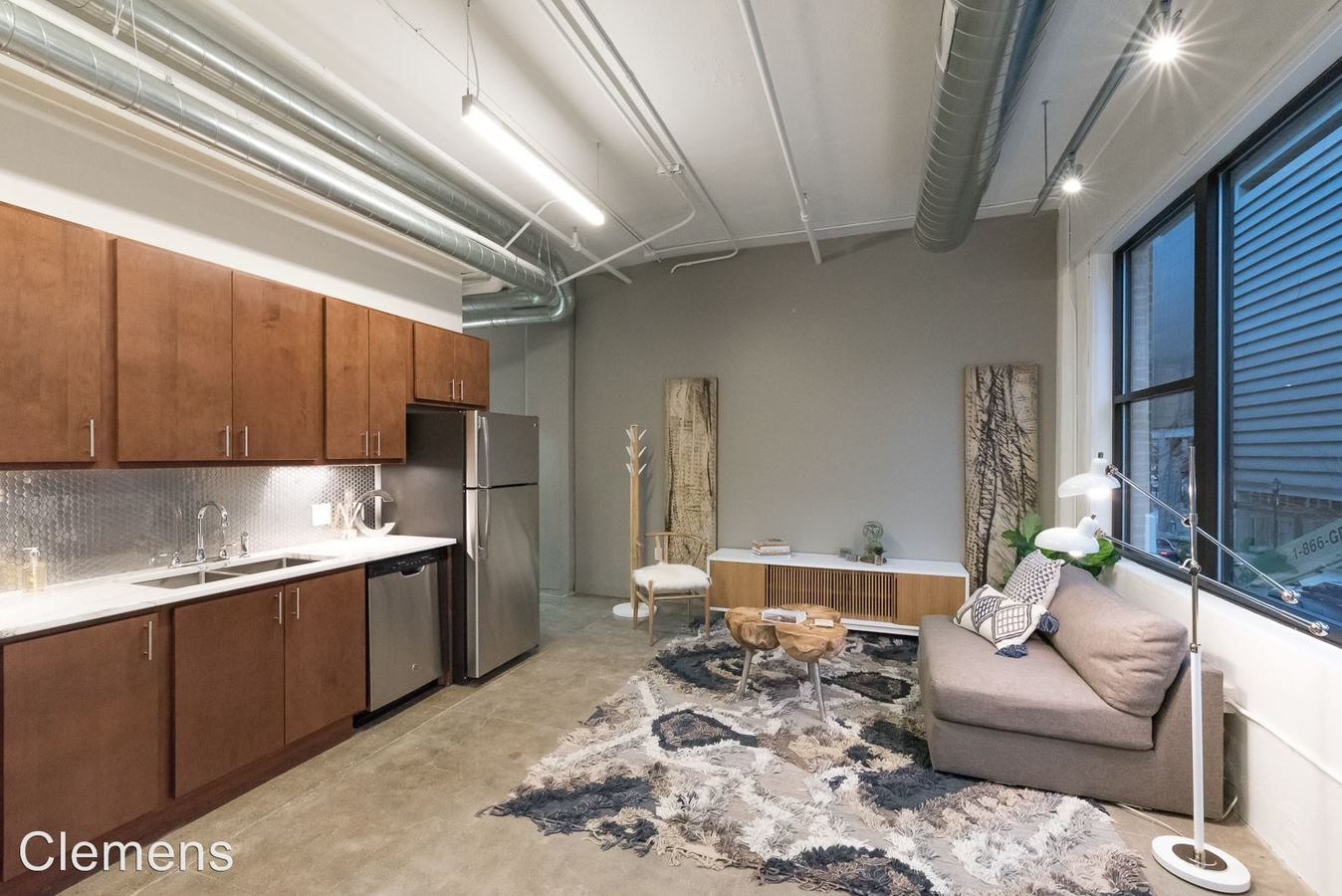 1 Bedroom 1 Bathroom Apartment for rent at 200 10th St in Des Moines, IA