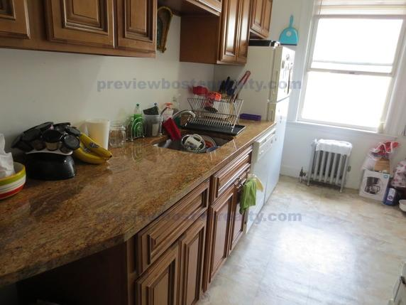 1 Bedroom 1 Bathroom Apartment for rent at 11 Melvin Avenue Apt# 10-p in Brighton, MA