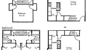 Similar Apartment at 921 Fahrenbrook Court