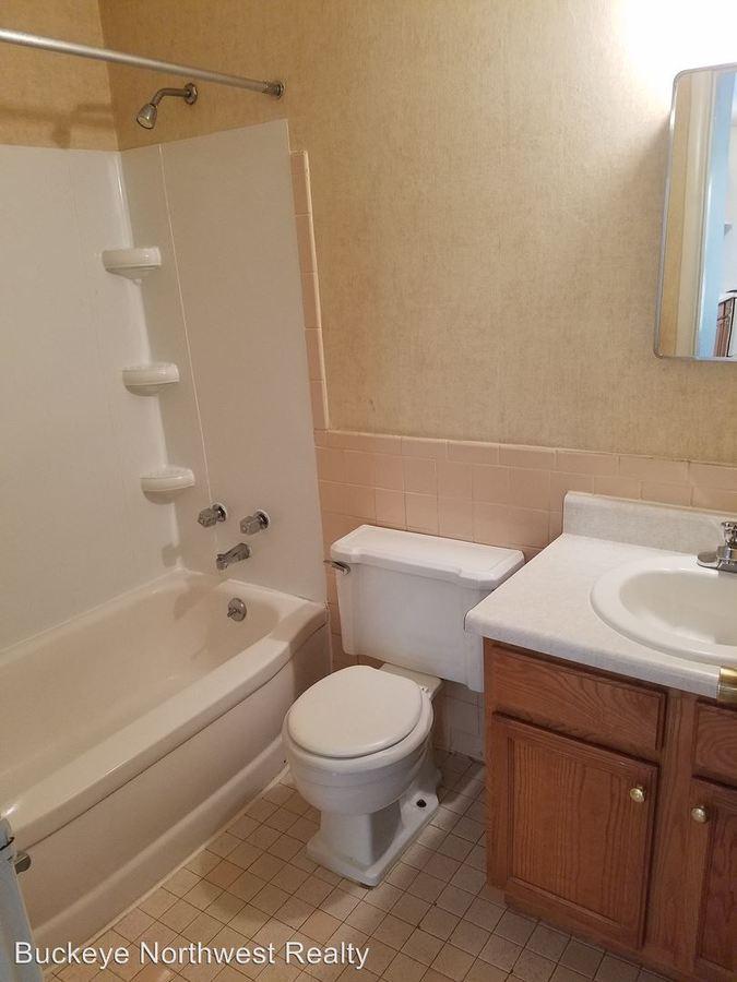 1 Bedroom 1 Bathroom Apartment for rent at 1819 - 1861 Garden Ridge in Toledo, OH