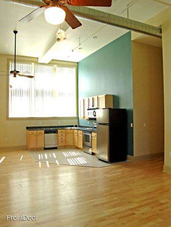 1 Bedroom 1 Bathroom Apartment for rent at Theresa Park Lofts in St Louis, MO