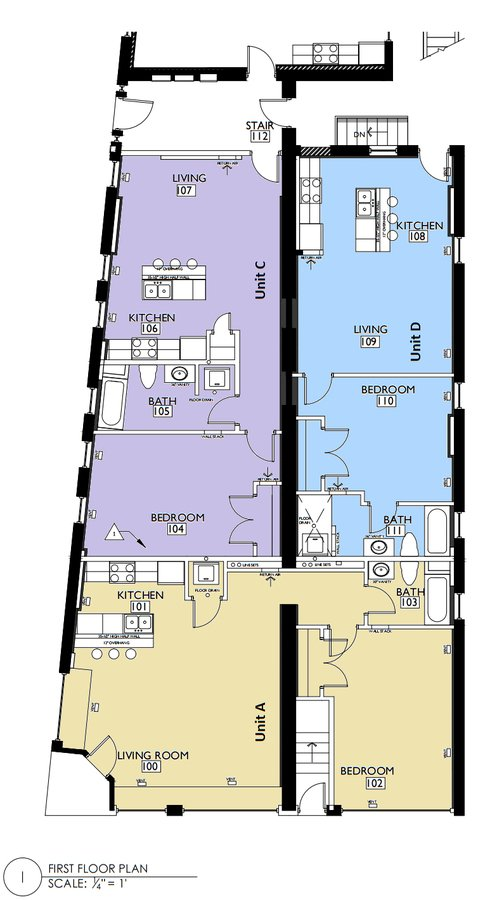 1 Bedroom 1 Bathroom Apartment for rent at Watson in St Louis, MO