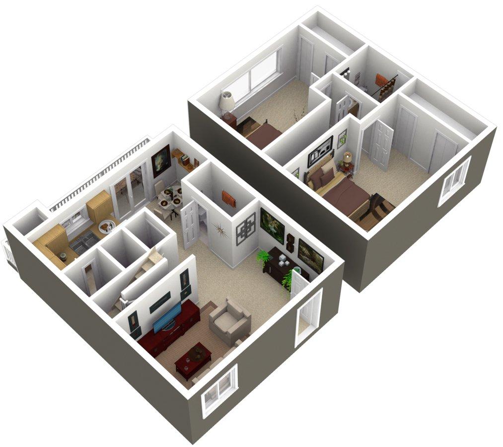 Abbey Court Apartments: Residences At Belmont Apartments Belmont, NC