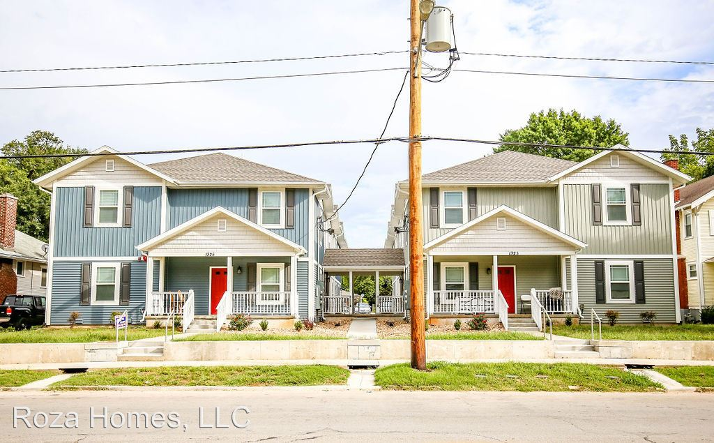 2 Bedrooms 2 Bathrooms Apartment for rent at 1325 E Cherry in Springfield, MO