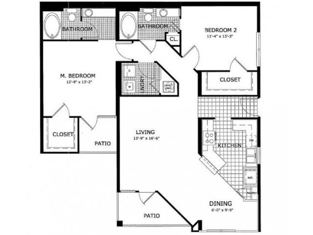 2 Bedrooms 2 Bathrooms Apartment for rent at Cypress Legends in Fort Myers, FL