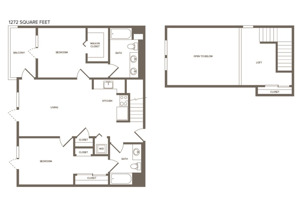 2 Bedrooms 2 Bathrooms Apartment for rent at Modera the Alameda in San Jose, CA