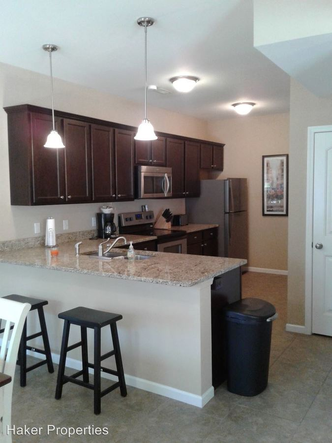 4 Bedrooms 4+ Bathrooms Apartment for rent at 1409 Wilkes 101-104 in Columbia, MO
