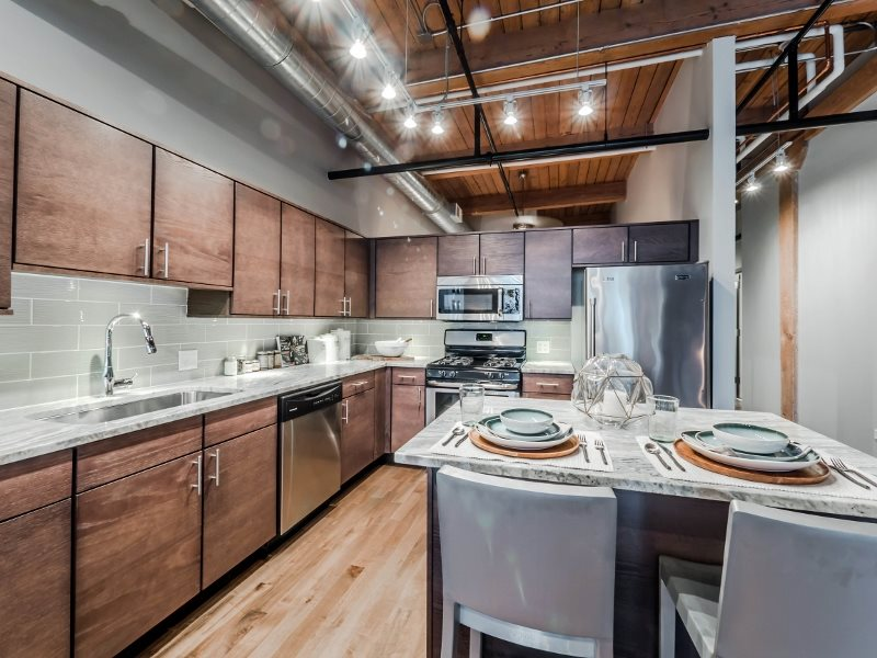 The Lofts At River East