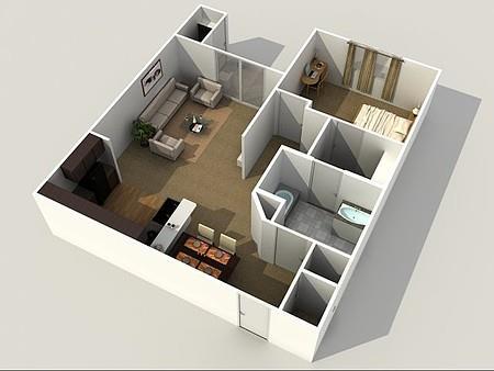 Retreat At Schillinger Apartments Mobile, AL