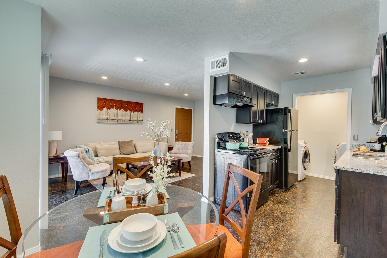 2 Bedrooms 1 Bathroom Apartment for rent at Summer Pointe Apartments in Norman, OK