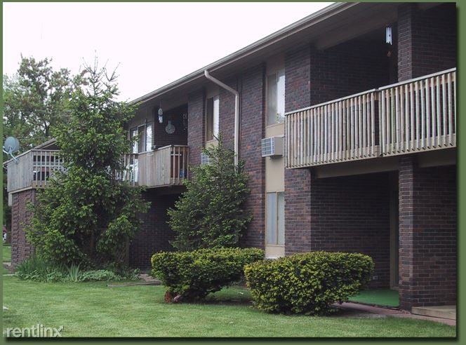 1 Bedroom 1 Bathroom Apartment for rent at 1016 Chester Apartments in Lansing, MI