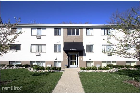 2 Bedrooms 1 Bathroom Apartment for rent at Kimberly House Apartments in Lansing, MI