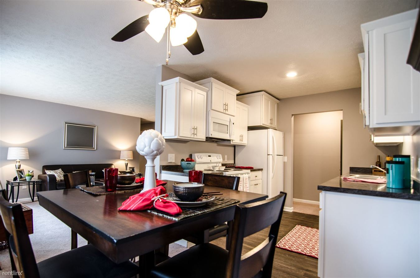 1 Bedroom 1 Bathroom Apartment for rent at Woodbrook Village Apartments in East Lansing, MI