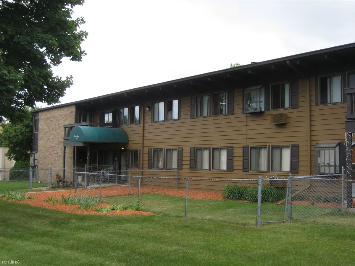 2 Bedrooms 2 Bathrooms Apartment for rent at The Lodges Apartments in Lansing, MI