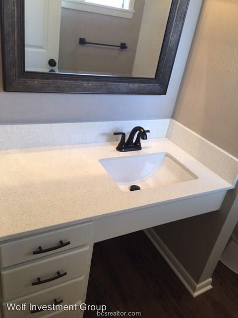 1 Bedroom 1 Bathroom Apartment for rent at 3906 Aspen in Bryan, TX