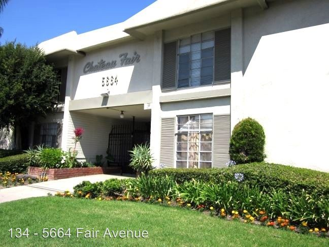 2 Bedrooms 1 Bathroom Apartment for rent at 5664 Fair Ave. in North Hollywood, CA