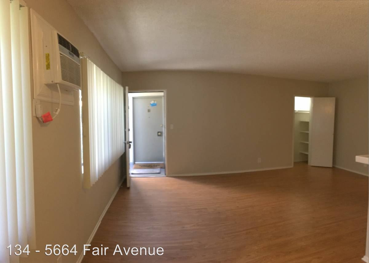2 Bedrooms 2 Bathrooms Apartment for rent at 5664 Fair Ave. in North Hollywood, CA