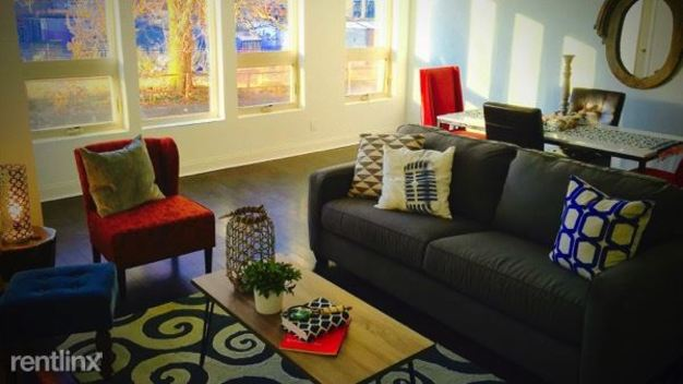 2 Bedrooms 1 Bathroom Apartment for rent at Hamilton Square Lofts in Philadelphia, PA