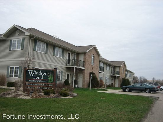 1 Bedroom 1 Bathroom Apartment for rent at 6522 28 Lake Rd in Windsor, WI