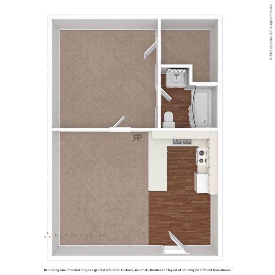 The Retreat Apartments Greensboro, NC