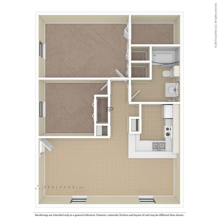 Quay Point Apartments Houston, TX