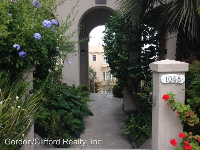 2 Bedrooms 2 Bathrooms Apartment for rent at 1048 Union Street in San Francisco, CA