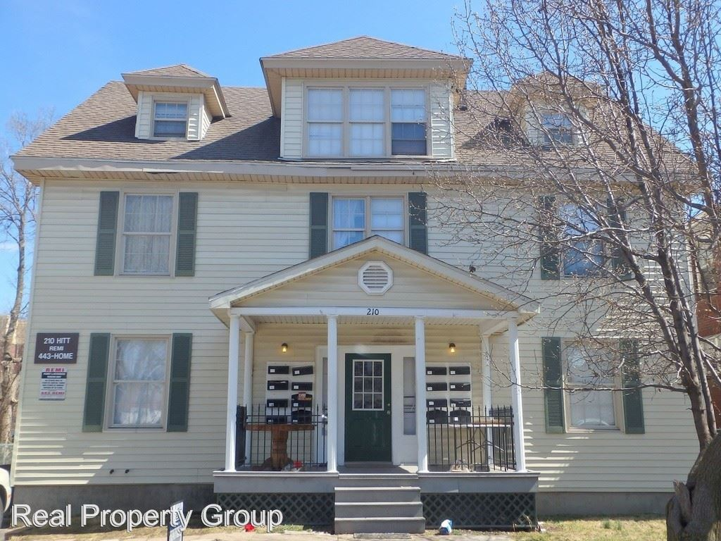 1 Bedroom 1 Bathroom Apartment for rent at 210 Hitt St in Columbia, MO