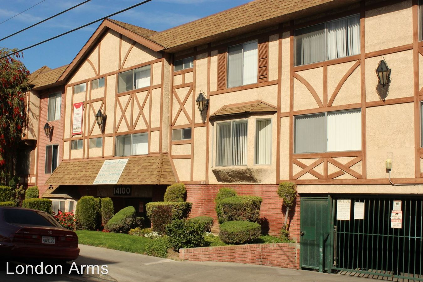 1 Bedroom 1 Bathroom Apartment for rent at 14030-14100 Chadron Ave. in Hawthorne, CA