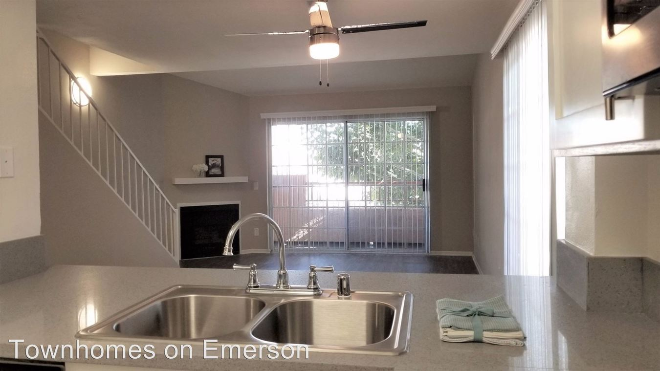 1 Bedroom 1 Bathroom Apartment for rent at 8600 Emerson Avenue Leasing Office in Los Angeles, CA