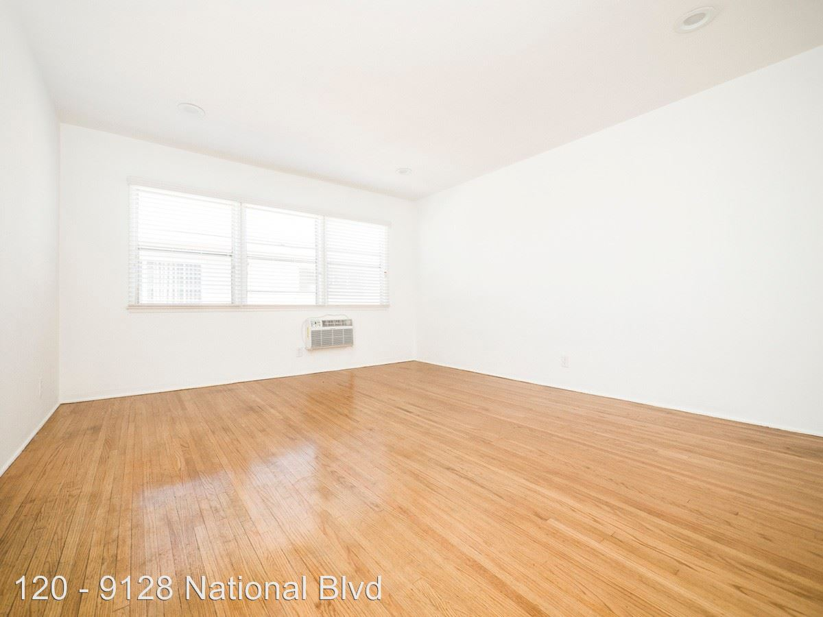 1 Bedroom 1 Bathroom Apartment for rent at 9128 National Blvd. in Los Angeles, CA