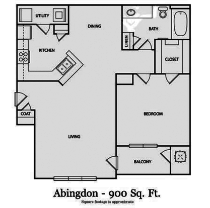 1 Bedroom 1 Bathroom Apartment for rent at Walton Vinings in Smyrna, GA