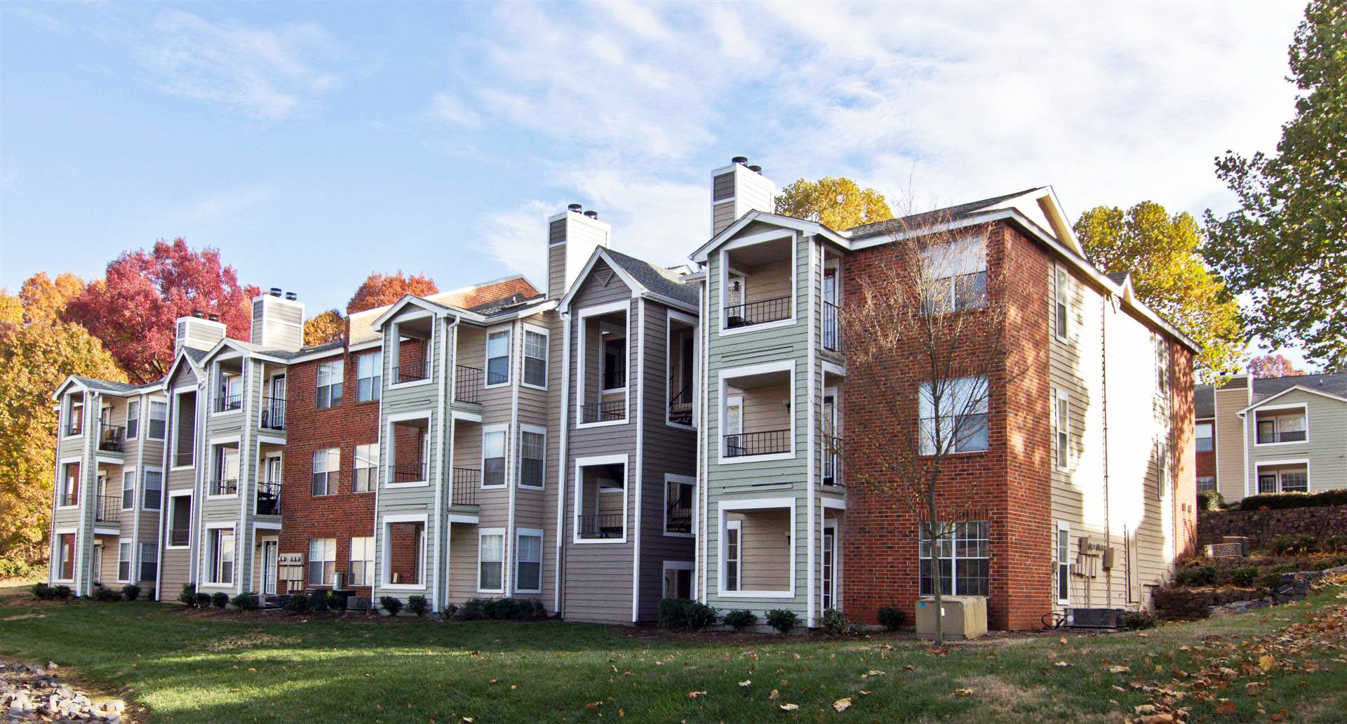 Willow Ridge Apartments