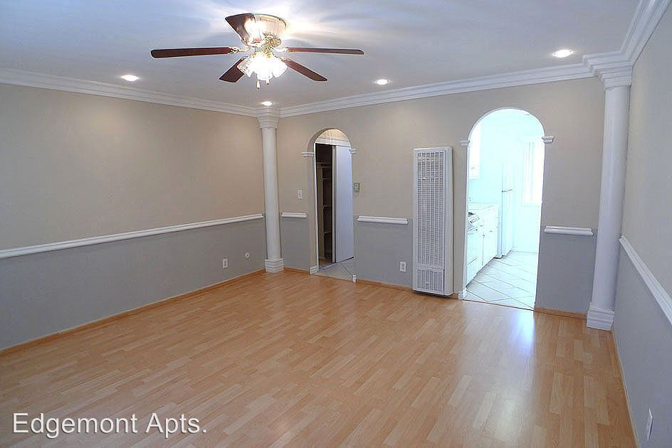 Studio 1 Bathroom Apartment for rent at 1225 N. Edgemont St. in Hollywood, CA