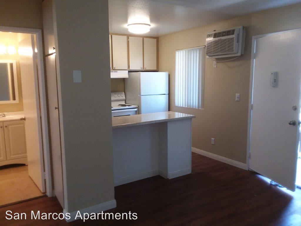 1 Bedroom 1 Bathroom Apartment for rent at 233 W. San Marcos Blvd. in San Marcos, CA