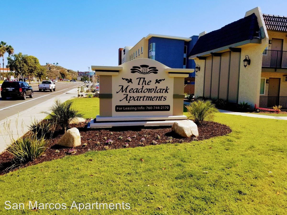 1 Bedroom 1 Bathroom Apartment for rent at 233 W San Marcos Blvd in San Marcos, CA
