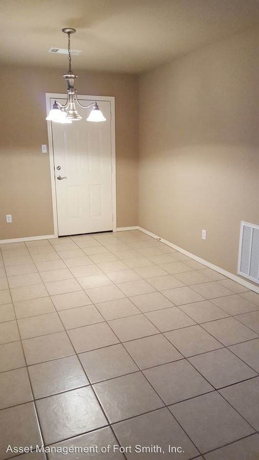 2 Bedrooms 2 Bathrooms Apartment for rent at 2800-2809 Wharton Cir. & 2315-2525 S. 28th St. in Fort Smith, AR