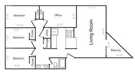 3 Bedrooms 1 Bathroom Apartment for rent at 807 S Locust in Champaign, IL