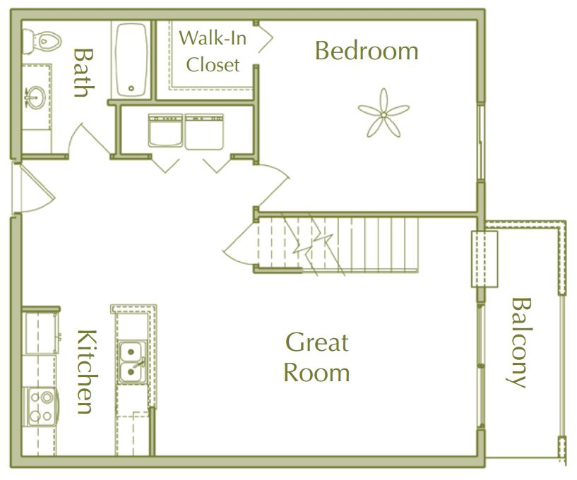 2 Bedrooms 2 Bathrooms Apartment for rent at Hidden Ponds Apartments in Pewaukee, WI