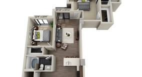Similar Apartment at 1st Ave