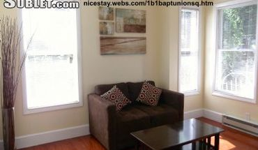 St Apartment for rent in Somerville, MA
