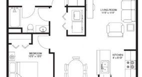 Similar Apartment at Van Buren St