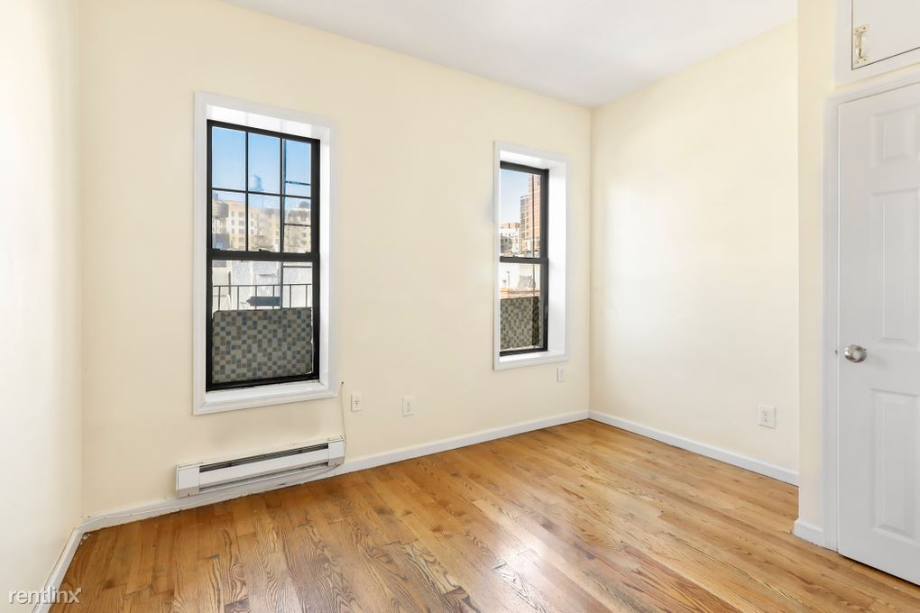 2 Bedrooms 1 Bathroom Apartment for rent at 204 W 109th St 5d in New York, NY